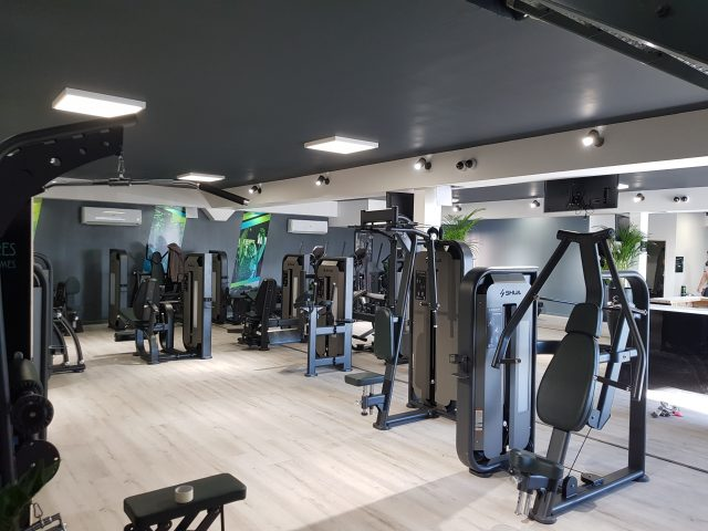 salle de sport Port de bouc