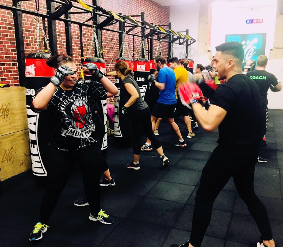 Cours de boxing Aix en Provence