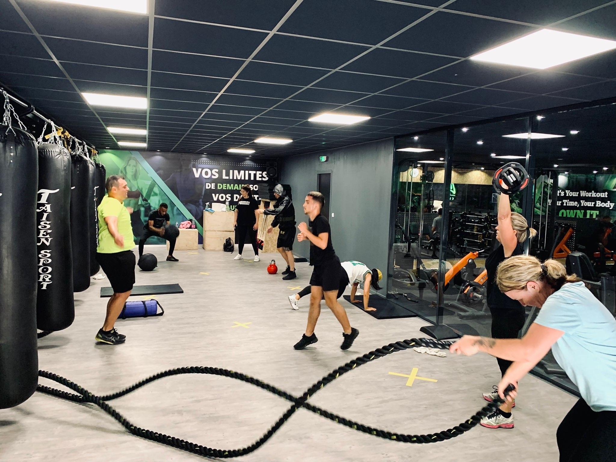 Functionnal training Port de bouc